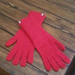 Burberry womens gloves